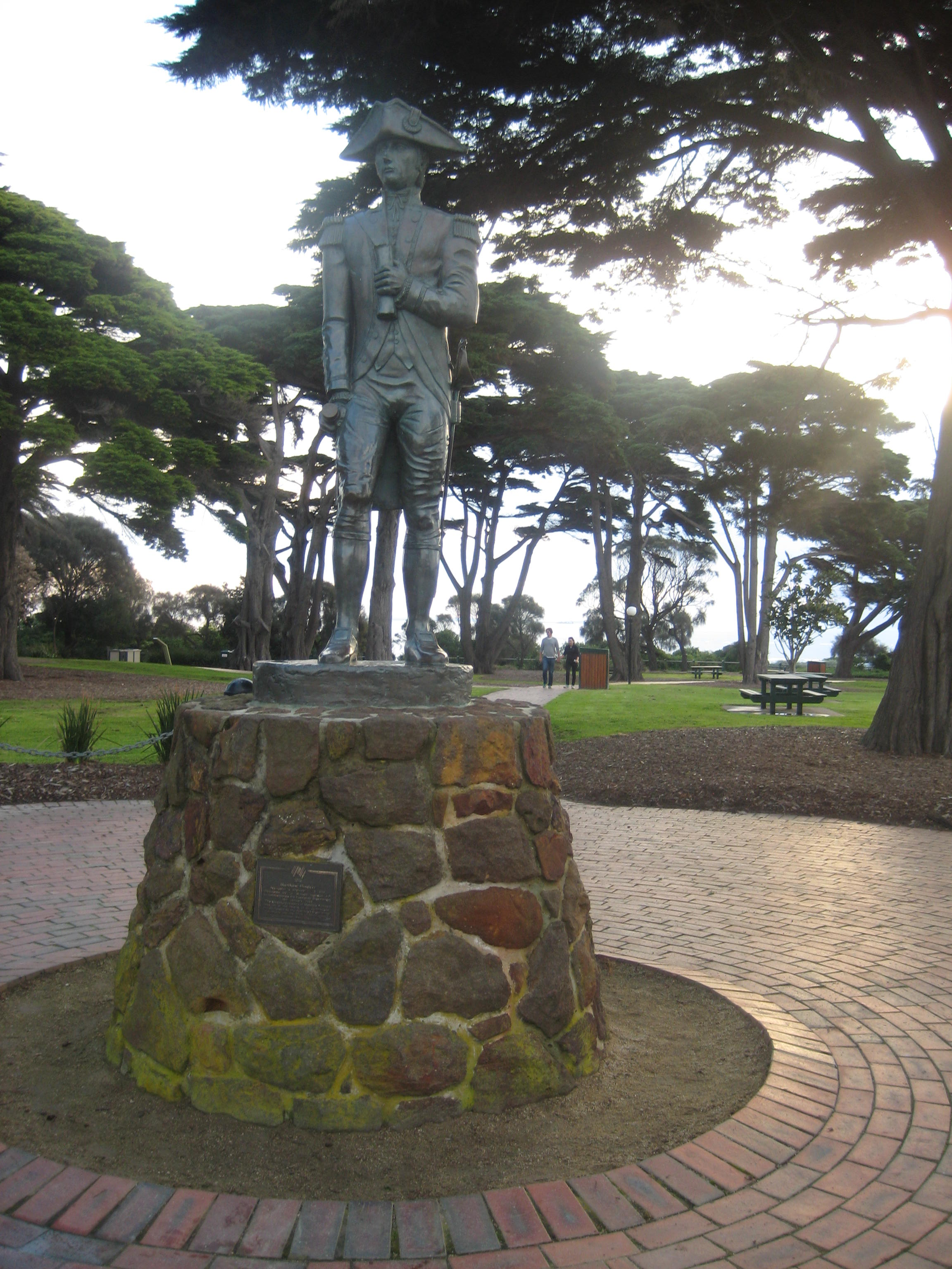 Statue of Matthew Flinders